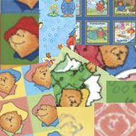 Paddington's Adventures Quilt