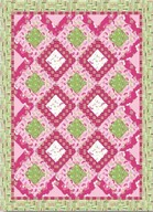 Kensington Studio - Love and Hope Quilt Option #2