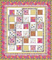 Monster Mash Girls quilt project - Kari Pearson