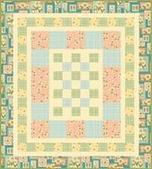 Daisy Garden quilt project - Angela Anderson