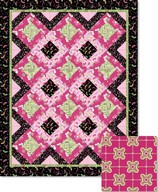 Kensington Studio - Love and Hope Quilt Option #1