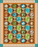 Puppy Love QUILT - Victoria Hutto